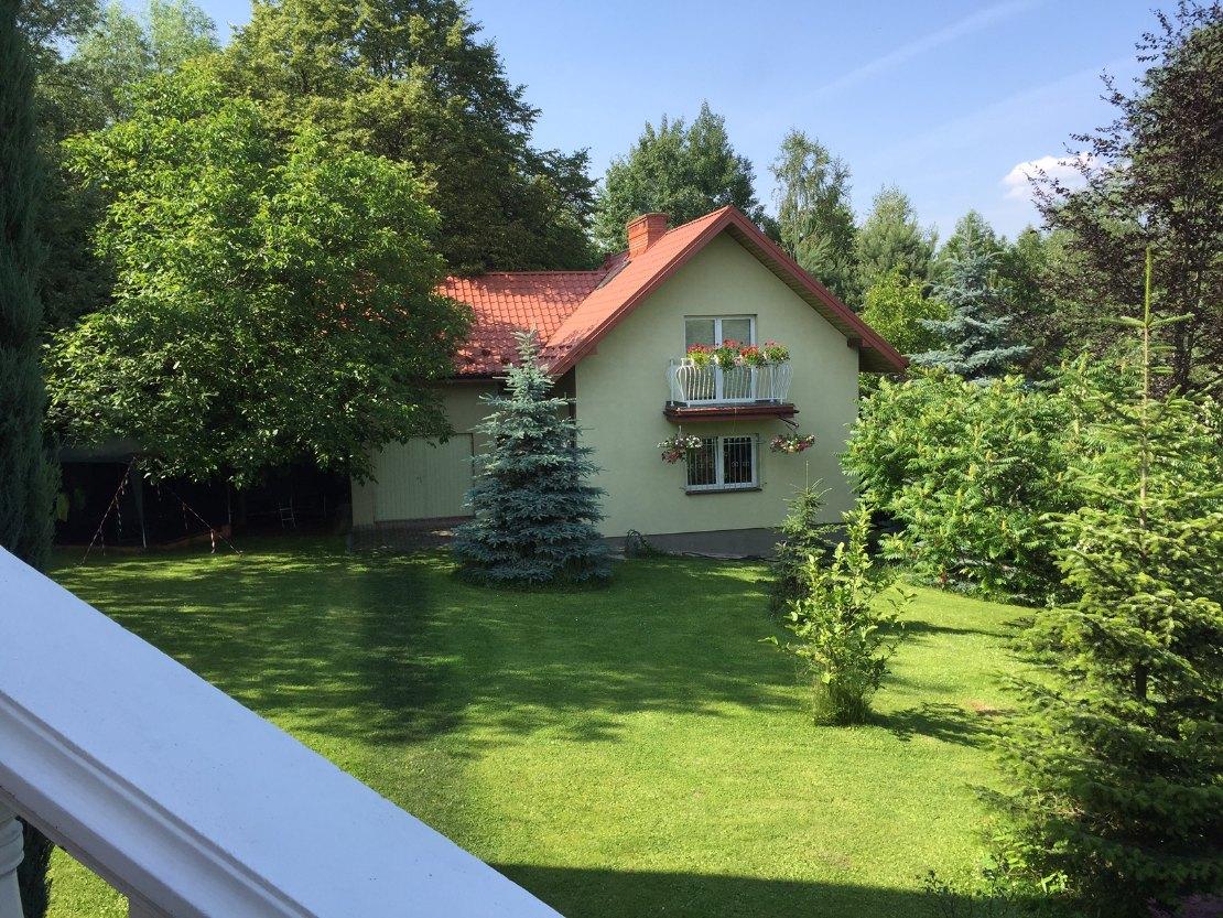 Dom wypoczynkowy HausEwa Tuchów